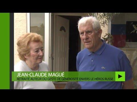 Le couple de retraités français convié par Poutine à Moscou fait part de ses émotions