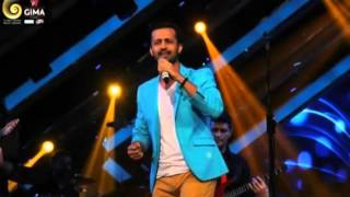 Atif Aslam Heart Touching Performance at Star GIMA Awards 2015 bollywood songs.mp4