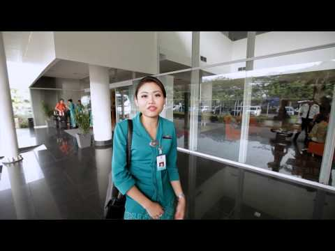 Garuda Indonesia - Cabin Crew Unrevealed Story 3 video
