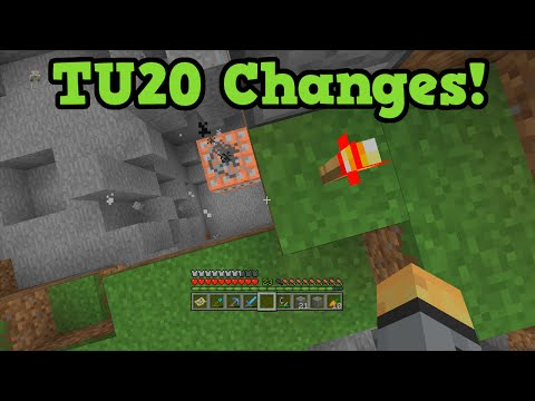 Minecraft Xbox 360 + PS3 TU20 - All Changes + New Features + Release Date