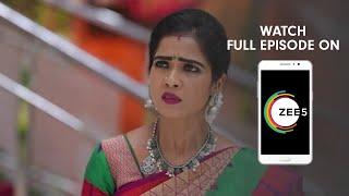 Sembaruthi - Spoiler Alert - 13 June 2019 - Watch Full Episode BEFORE TV On ZEE5 - Episode 503