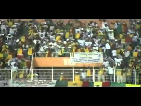 Papiss Cisse Goal - Ivory Coast - Senegal ACN SA 2013 Qualifier - HD