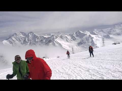 360 View Of Elbrus!