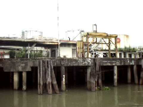 Pasig River Ferry Boat Part 3/4