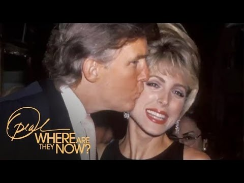 Marla Maples' True Feelings About Donald Trump - Oprah: Where Are They Now? - OWN