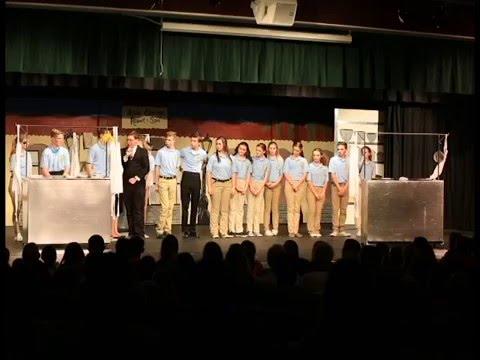 Payson Junior High Play - High School Musical 2