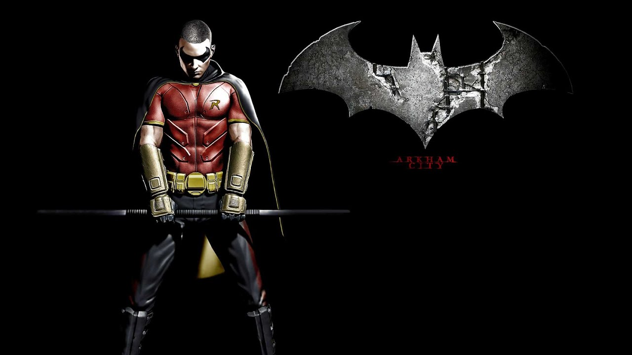 Batman Arkham City - Robin Gameplay DLC & Impressions ...
