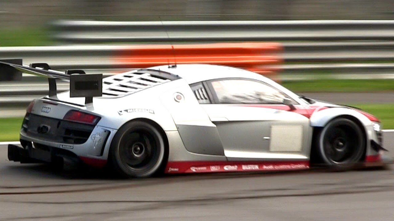 2013 Audi R8 Lms Ultra Gt3 Pure Sound Youtube