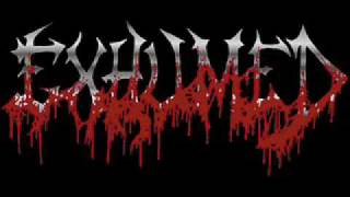 Watch Exhumed Grotesque Putrefied Brains video