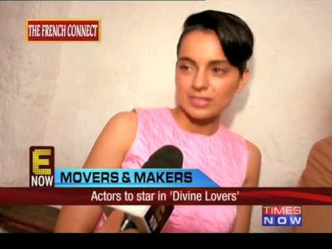 Kangana Ranaut and Irrfan Khan's Indo-French film