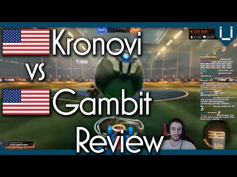 Kronovi vs Gambit 1v1 Review | Watching Ancient Videos