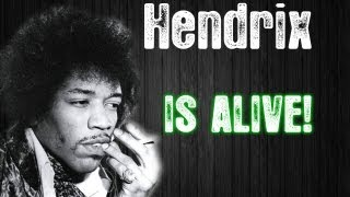 """Jimi Hendrix New Album """"People, Hell & Angel"""" Released 2013! Whats Your VIEW!?"""