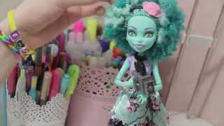 Honey Swamp unboxing Monster High/ Распаковка Хани Свомп Монстер Хай