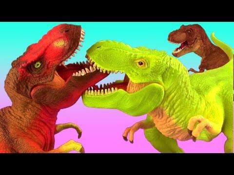 Dinosaur Visual Effects Tyrannosaurus