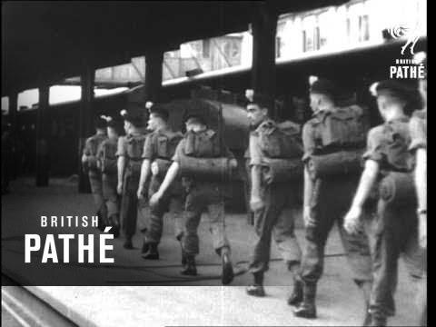 Royal Fusiliers At Pusan   (1952)