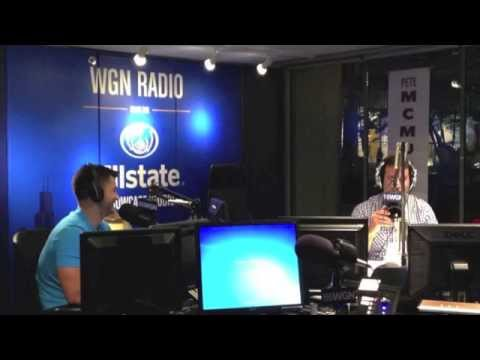 Pete McMurray interviews Personal Trainer Lance Lyell on WGN Radio in Chicago