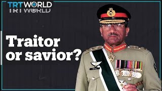 The rise and fall of Pervez Musharraf