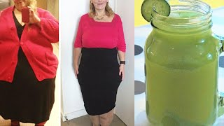 Believe it or not !  Maria lost 17 kg of weight in just 14 days without exertion, diet or exercises