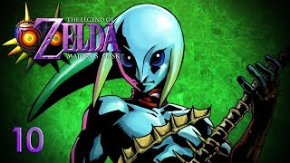 ZORA EGGS - Let's Play - The Legend of Zelda: Majora's Mask - 10 - Walkthrough Playthrough