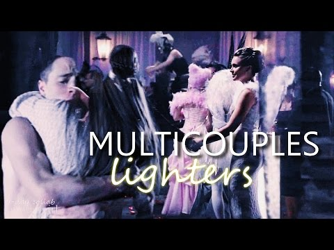 Multicouples | Sky Full Of Lighters [my B-day Collab] video
