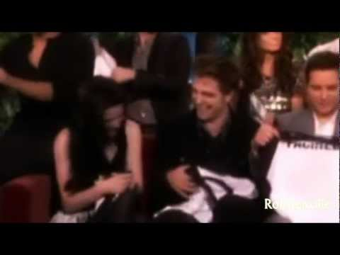 Robsten | Just Hold My Hand