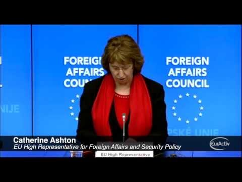 Ashton: Targeted sanctions against Ukraine
