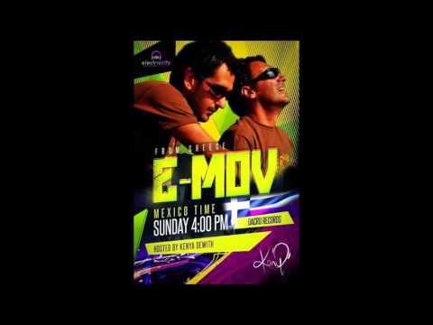 E-MOV en Electric City de BPM Radio con Kenya Dewith