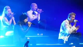 Love Yourself/Where Are U Now - Pentatonix Justin Bieber Covers Live (PTX World Tour)