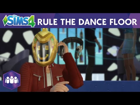 The Sims 4 Get Together: Rule The Dance Floor Official Trailer