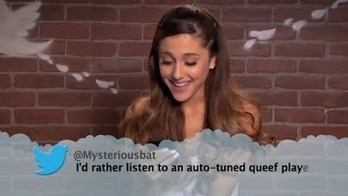 "Ariana Grande & Iggy Azalea Read ""Mean Tweets"" on Jimmy Kimmel"