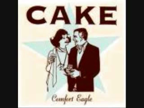 cake- comfort eagle