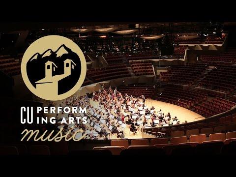 College of Music Boettcher Showcase Concert