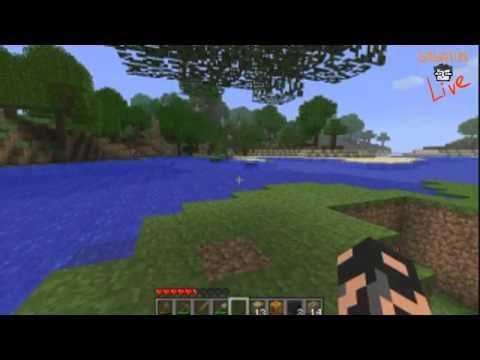 Minecraft - Предотвращая побег с необитаемого острова