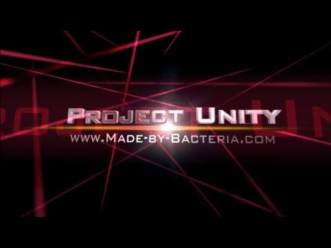 Project Unity - the multiple retro video gaming console system