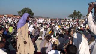 Eidul Al Adha in Awaday town of Eastern Hararge of Oromia