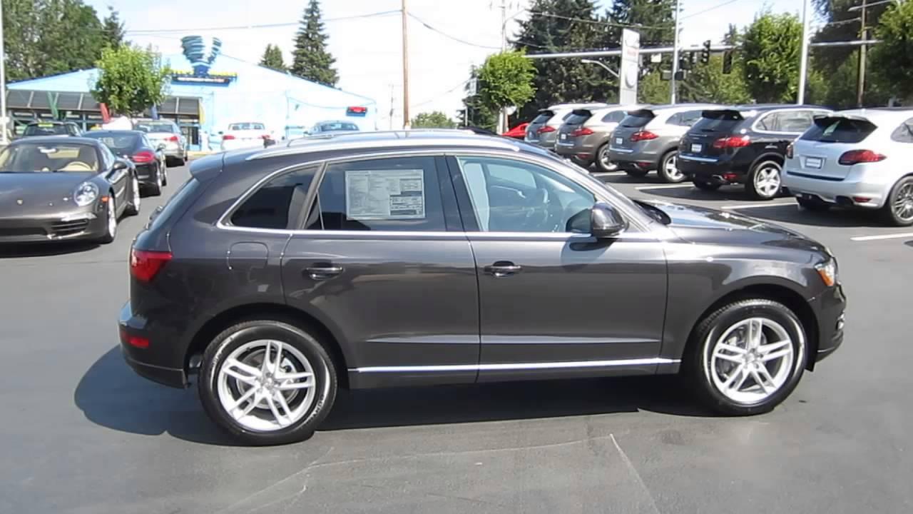 Audi Q5 (Ауди Ку5) - Продажа, Цены, Отзывы, Фото: 5 8