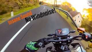 INSANE SOUND | KTM Duke 790 | RAW | #2 | No Windnoise! 😍