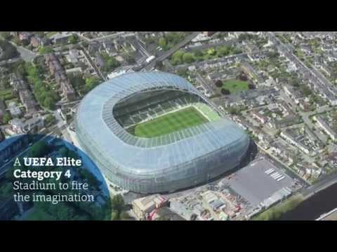 Dublin Euro 2020 - Host City | Video Submission