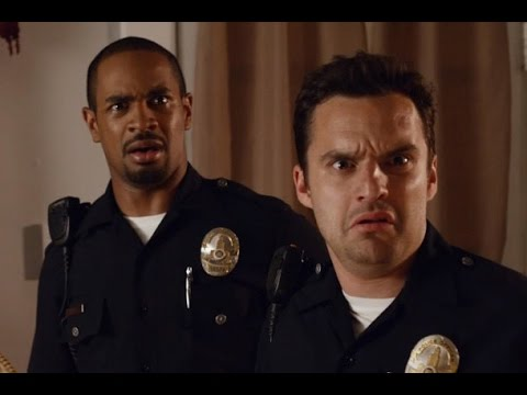 THE MOVIE ADDICT REVIEWS Let's Be Cops (2014)