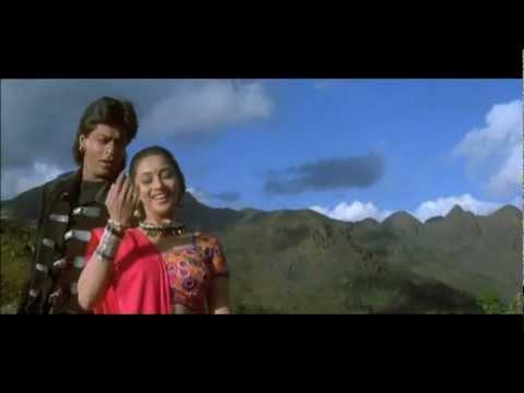 Madhuri Dixit. Shahrukh Khan. Koyla. Dekha Tujhe To