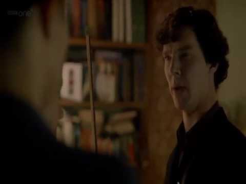 Sherlock's Insults