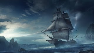 Spooky Pirate Music - Haunted Isles