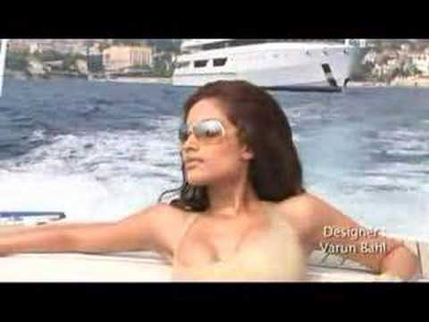 Making of KINGFISHER Swimsuit Calendar 2007 - Part II