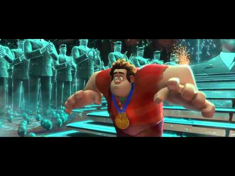 ¡Rompe Ralph! - Trailer final en español HD