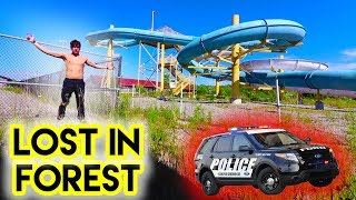 TRAPPED IN ABANDONED WATERPARK