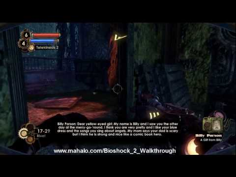 BioShock 2 Walkthrough - Dionysus Park Part 1 HD