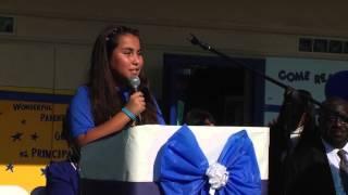 Jefferson Blue Ribbon Award Celebration Student Poem and Essay 2014