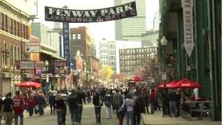 Fenway Park 100th Anniversary Package