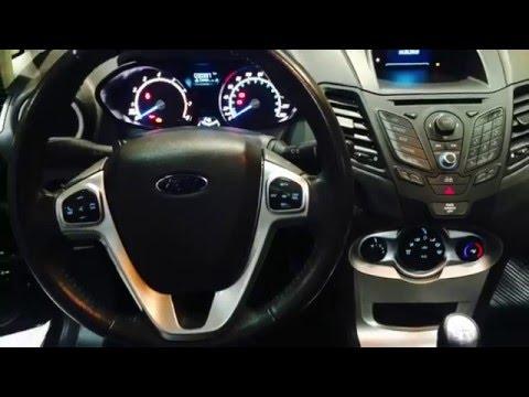 Ford Fiesta Kinetic SE Plus 1.6L Nafta 4 Puertas Año 2013