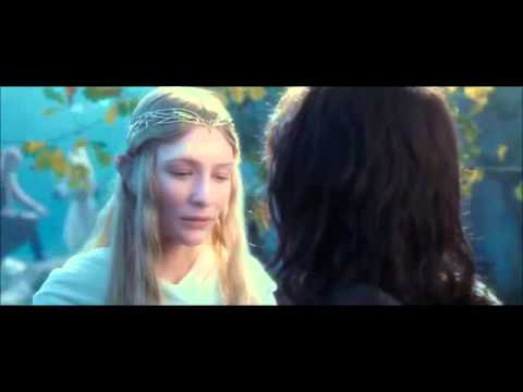 The Lord of the Rings: The Fellowship of the Ring- The Fellowship receive gifts from Galadriel